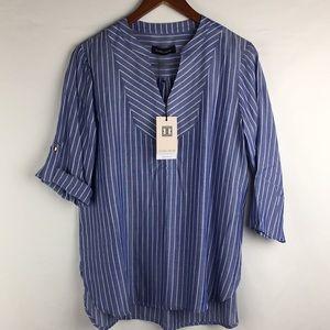 🆕Ivanka Trump tunic blouse